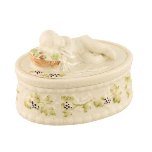 Belleek Masterpiece Collection - Cherub Trinket Box